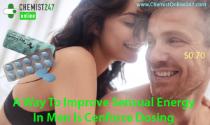 Manage All ED Troubles In Man Easily With Cenforce