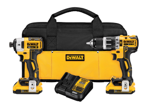 cheap drills and power tools for sale DeWalt DCK287D2 20V MAX XR Li-Ion Brushless