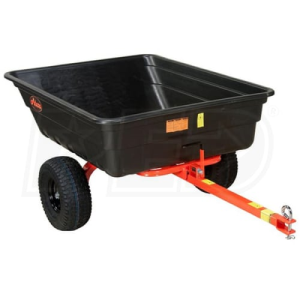 Ariens 12 Cubic Foot Poly Power Assist Dump Cart