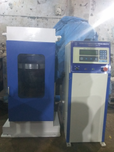 Compression Testing Machine with pace rate control