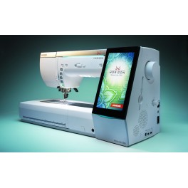 Janome Horizon Memory Craft 15000 Computerized Sewing & Embroidery Machine