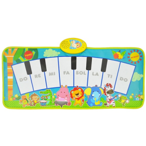 Grassland Piano Playmat