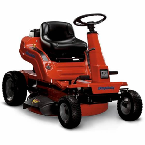 "Simplicity (33"") 14.5HP Rear Engine Riding Mower (2013 Model)"