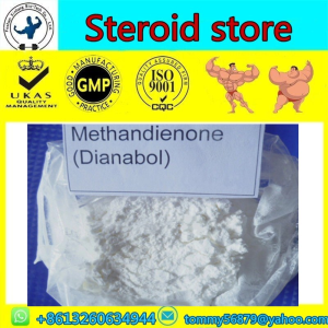 Dianabol anabolic powder for muscle building