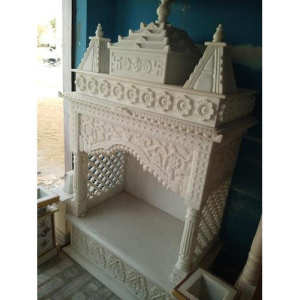Beautiful Marble Temples With Carving