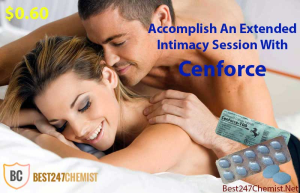Use Cenforce To Treat Erectile Dysfunction - Best247Chemist