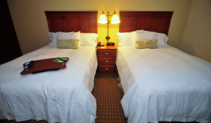 Crestwood Chicago hotel Double room