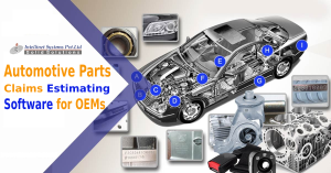 Automotive Parts Claims Estimating Software for OEMs