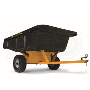 Cub Cadaet 12 Cubic Foot Poly Dump Cart