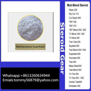 Methenolone Enanthate steroid powder