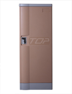 ABS Plastic Double Tier Factory Locker, Rust Proof
