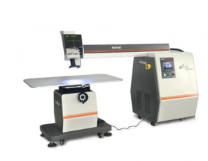 Nine Laser Welding Machine Dealers