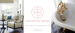 Rosa Beltran Design custom interiors