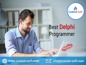 Best Delphi Programmer- CustomSoft