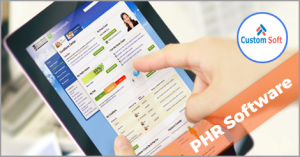 PHR Software Implementation by CustomSoft
