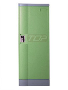 ABS Plastic Double Tier Locker, Rust Proof, Strong Lockset