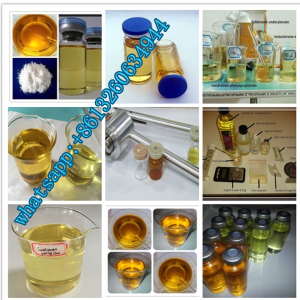 BOLDENONE PROPIONATE finished oil supply whatsapp:+8613260634944