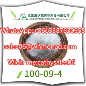 Monad Supply Natural 4-Methoxybenzoic acid CAS NO.100-09-4