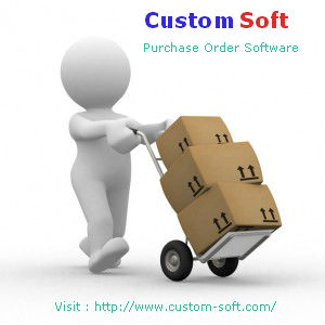 Best Purchase Order Software by CustomSoft