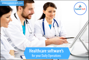 Customized Healthcare Application Development by CustomSoft