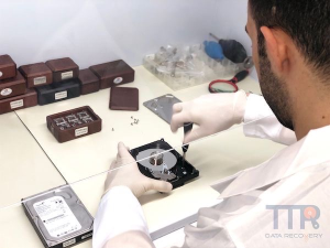 Hard Drive Data Recovery Services - Miami