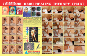Master Degree in Reiki Healing IIIrd M.Degree