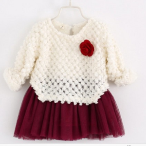 Fashionable Infant Birthday Party Dress