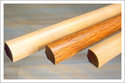 wooden laminat skirting