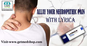 Manage Your Ongoing Nerve Pain With Lyrica 150mg
