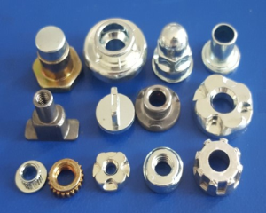 Specialty and standard industrial rivets