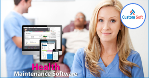 Health Maintenance Software by CustomSoft