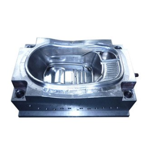 Plastic Injection Mold, German Steel