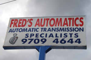 Freds Automatics All Mechanical Repairs