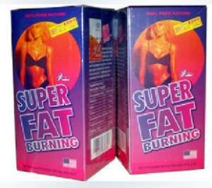 Super Fat Burning Weight Loss Capsules