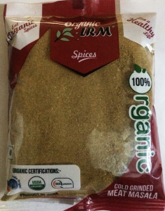 Buy Traditional LRM Organic Meat Masala Powder Online at Lalaji24x7