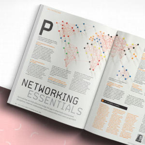 Editorial design for About Planning Guide for RTPI