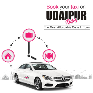 Book Taxi from Udaipur