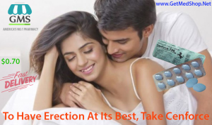 Have Rigid And Hard Erection By Using Cenforce