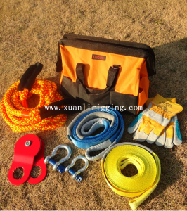 recovery rope kit