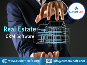 Real Estate CRM Software by CustomSoft