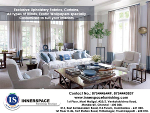 Innerspace Furnishing Boutique