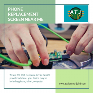 Phone Replacement Screen Near Me