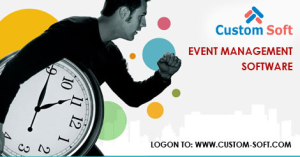 Event Management System by Custom Soft