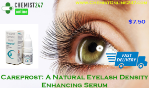 Enhance The Length Of Your Eyelashes Using Careprost