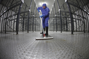 Sparkle Commercial Cleaning Warren