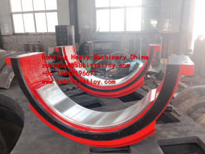 ball mill machine babbitt bearing Manufacturer OEM Chinese Factory