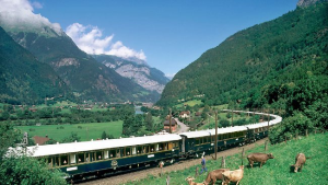 Traavel By Train
