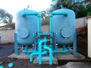 Activated Carbon Adsorber System