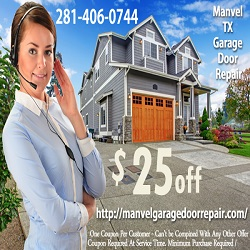 Manvel Garage Door Repair