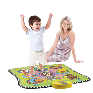 Electronic Animal Play Mat